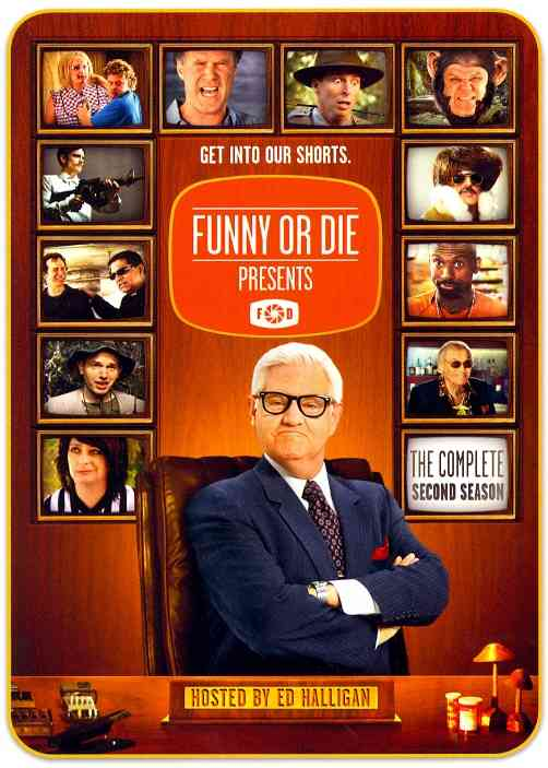 FUNNY OR DIE PRESENTS:COMPLETE SSN2 BY FUNNY OR DIE PRESENT (DVD)